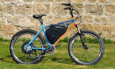 Earthrider Custom E-Bike Pedelec